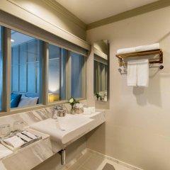 Отель Well Hotel Bangkok Таиланд, Бангкок - отзывы, цены и фото номеров - забронировать отель Well Hotel Bangkok онлайн ванная