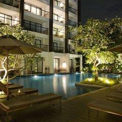 Отель Woodlands Suites Serviced Residences Таиланд, Паттайя - 4 отзыва об отеле, цены и фото номеров - забронировать отель Woodlands Suites Serviced Residences онлайн бассейн фото 3