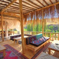 Belisırma Cave Butik Hotel Турция, Селиме - отзывы, цены и фото номеров - забронировать отель Belisırma Cave Butik Hotel онлайн балкон