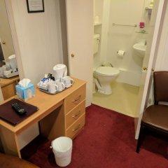 Отель The Kelvin Глазго ванная