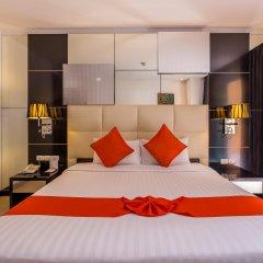 Nova Platinum Hotel комната для гостей фото 4