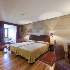 Отель Parador De Hondarribia Испания, Фуэнтеррабиа - отзывы, цены и фото номеров - забронировать отель Parador De Hondarribia онлайн комната для гостей фото 5