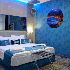 Smart Hotel Budapest Будапешт комната для гостей фото 4