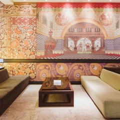 Гостиница Holiday Inn Moscow Tagansky (бывший Симоновский) гостиничный бар фото 2