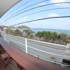 Отель Cottage Seaside Центр Окинавы балкон