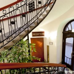 Hotel-Pension Bleckmann балкон