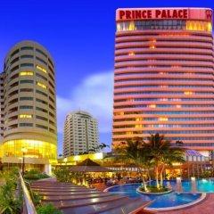 Prince Palace Hotel вид на фасад фото 2