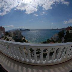 Hotel Iliria пляж