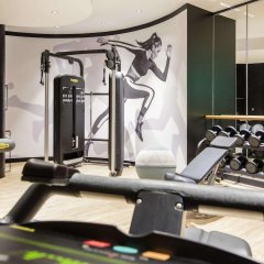 Отель Novotel Barcelona Cornella фитнесс-зал фото 3