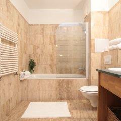 Апартаменты Avantgarde Apartments ванная