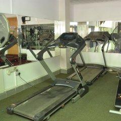 Kaysens Grande Hotel фитнесс-зал фото 3