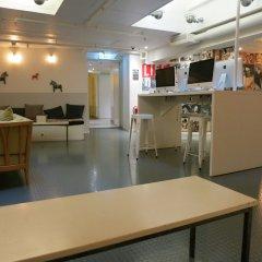 Отель City Backpackers Hostel Швеция, Стокгольм - 3 отзыва об отеле, цены и фото номеров - забронировать отель City Backpackers Hostel онлайн интерьер отеля фото 3