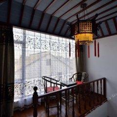 Отель Zhenfeng Ji Yi Chinese feelings theme Inn интерьер отеля
