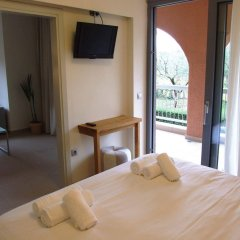 Отель Hanioti Village Resort Греция, Ханиотис - отзывы, цены и фото номеров - забронировать отель Hanioti Village Resort онлайн комната для гостей