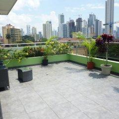 Hotel Avila Panama балкон