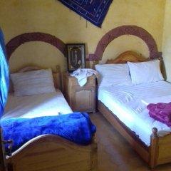 Отель Les Pyramides Hotel Марокко, Мерзуга - отзывы, цены и фото номеров - забронировать отель Les Pyramides Hotel онлайн комната для гостей фото 2