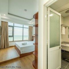 Апартаменты iBeach Apartment Нячанг ванная