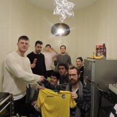 Roommates Hostel Белград питание фото 3