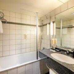 Отель Düsseldorf Seestern Германия, Дюссельдорф - отзывы, цены и фото номеров - забронировать отель Düsseldorf Seestern онлайн ванная фото 2