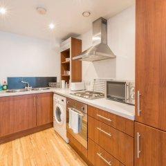 Апартаменты Cosy 1 Bedroom Apartment in Manchester City Centre в номере