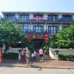 Little Hoian Boutique Hotel & Spa Хойан спортивное сооружение