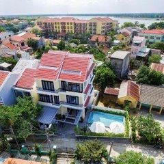 Отель Flamingo Villa Hoi An Вьетнам, Хойан - отзывы, цены и фото номеров - забронировать отель Flamingo Villa Hoi An онлайн бассейн фото 2