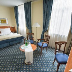 Отель Ramada Prague City Centre (ex. Ramada Grand Symphony) Прага комната для гостей фото 4