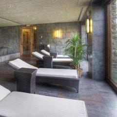 El Mirador de Ulzama Hotel & Spa сауна