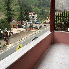 Lombane Apart Турция, Чамлыхемшин - отзывы, цены и фото номеров - забронировать отель Lombane Apart онлайн балкон