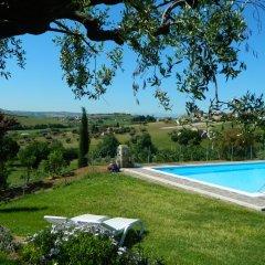 Отель Agriturismo Case al Sole Италия, Лорето - отзывы, цены и фото номеров - забронировать отель Agriturismo Case al Sole онлайн бассейн