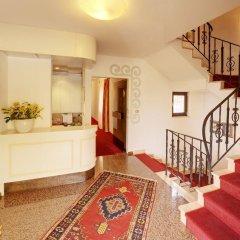 Hotel Garni Hubertus Меран комната для гостей фото 2