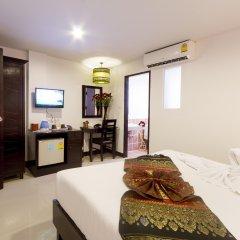Отель Silver Resortel Номер Эконом с различными типами кроватей