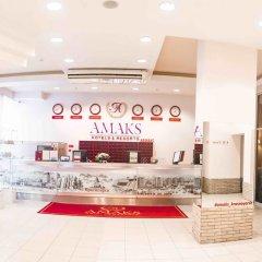 Гостиница AMAKS Сити интерьер отеля фото 2