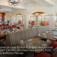 Отель Santa Barbara House питание фото 2