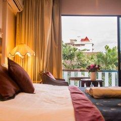 Отель Diamond City Hotel Таиланд, Бангкок - отзывы, цены и фото номеров - забронировать отель Diamond City Hotel онлайн комната для гостей фото 3