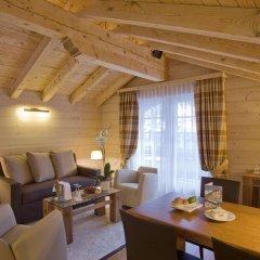 Grand Hotel Zermatterhof комната для гостей