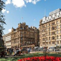 Отель Old Waverley Hotel Великобритания, Эдинбург - отзывы, цены и фото номеров - забронировать отель Old Waverley Hotel онлайн городской автобус