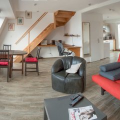 Отель Apartment11 Thüringer Кёльн гостиничный бар