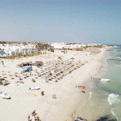 Отель Jasmina Thalassa Hotel Тунис, Мидун - отзывы, цены и фото номеров - забронировать отель Jasmina Thalassa Hotel онлайн пляж