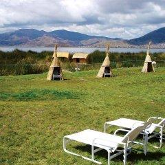 Отель Sonesta Posadas Del Inca Lago Titicaca Пуно приотельная территория фото 2