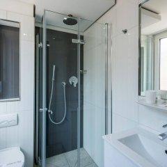 Отель Bürgerhofhotel ванная фото 2