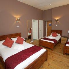 Отель The Merchant City Inn Великобритания, Глазго - отзывы, цены и фото номеров - забронировать отель The Merchant City Inn онлайн комната для гостей