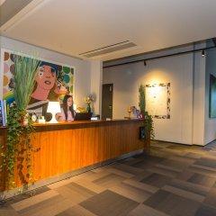 Welcome Hostel Rotermann интерьер отеля