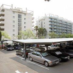 Отель Blaumar Hotel Salou Испания, Салоу - 7 отзывов об отеле, цены и фото номеров - забронировать отель Blaumar Hotel Salou онлайн парковка
