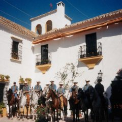 Отель Hacienda El Santiscal - Adults Only фото 5