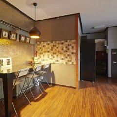 Отель Jiwoljang Guest House Сеул в номере