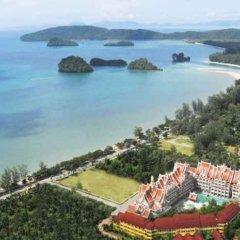 Отель Aonang Ayodhaya Beach Таиланд, Ао Нанг - отзывы, цены и фото номеров - забронировать отель Aonang Ayodhaya Beach онлайн пляж фото 2
