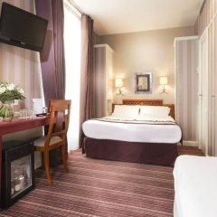 Отель Elysées Union Франция, Париж - 8 отзывов об отеле, цены и фото номеров - забронировать отель Elysées Union онлайн сейф в номере