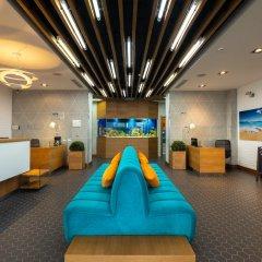 Гостиница Атлантик by USTA Hotels интерьер отеля