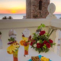 Отель Palais du Calife & Spa - Adults Only Марокко, Танжер - отзывы, цены и фото номеров - забронировать отель Palais du Calife & Spa - Adults Only онлайн пляж фото 2